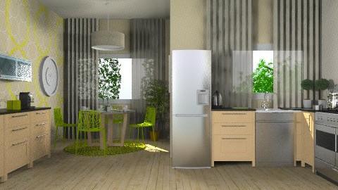 su silva - Glamour - Kitchen - by susilva