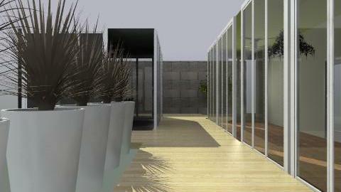 casa catarina - Minimal - Garden - by ARMIDA 1