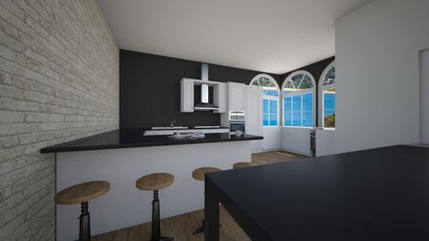 kitchen - by kerryhornsey