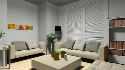 live free - Living room - by apriljoyeby
