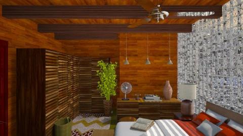 1970 Bedroom - Retro - Bedroom - by xx_cordelia_xx