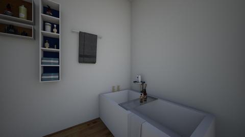 peacfull - Modern - Bathroom - by amilya