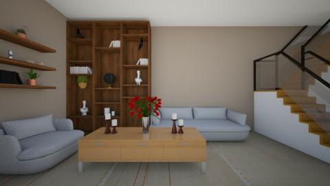 nnhkj03 - Living room - by Jan Dobias