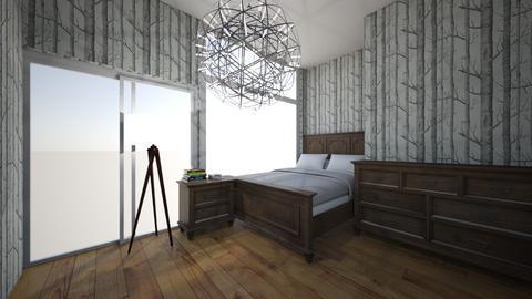 Woodland theme bedroom - Bedroom - by Oceana34567