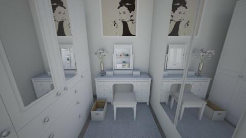 Bedroom - Bedroom - by Selena29