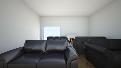 actual living room - Living room - by ayatobero