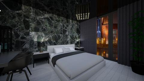 Jack - Bedroom - by agnieszka_giez