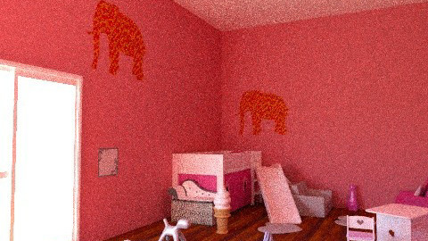 __fanny__ - Glamour - Kids room - by __fanny__
