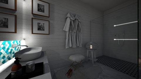 Relax - Bathroom - by nevenadesko