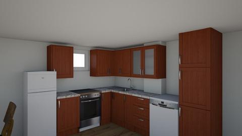 kuhinja 5111 - Kitchen - by ddaca