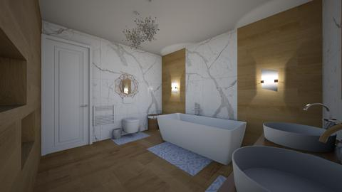 IH Elegant chick bathroom - Bathroom - by aleksandra8