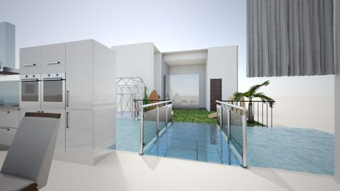 noir - Living room - by rezkytapsc
