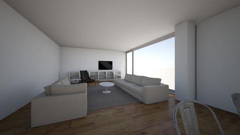 Andrea opcion 3 - Living room - by karlitajmlm