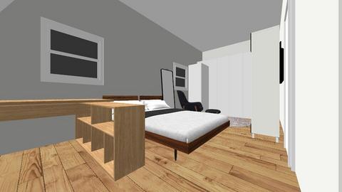 my room - Modern - Bedroom - by hilda12rocks