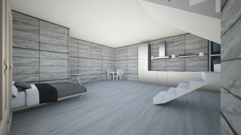 dik - Living room - by Jade Tuk