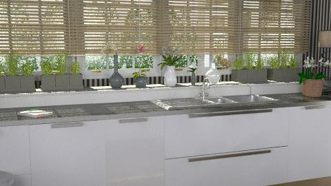 House - kitchen - Eclectic - Kitchen - by du321