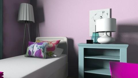 QUARTO SARA - Feminine - Bedroom - by SoniaGomes