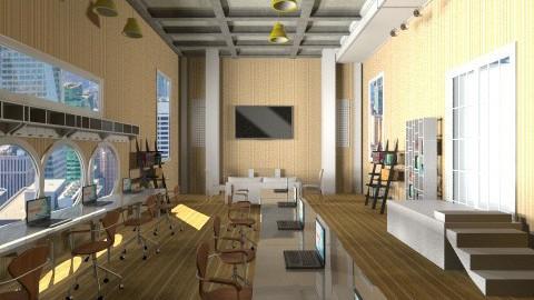 TechnoChill - Modern - Office - by Puppy Chow