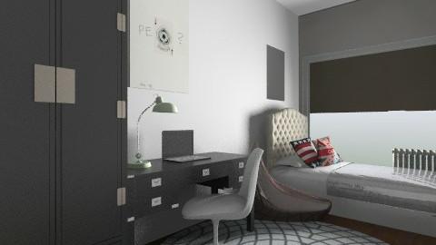Car's room - Modern - Kids room - by sephara
