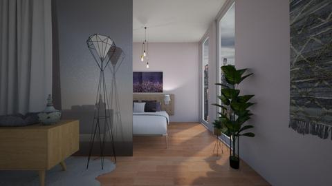 minimal - Minimal - Bedroom - by Starry Eyed Loser