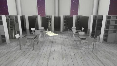 Technology Takeover - Modern - Office - by HGranger2