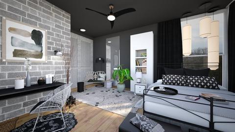 Boho Bedroom - by tiffanysblues