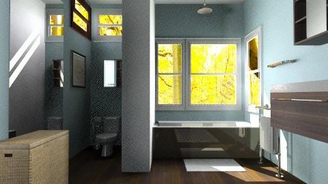 Westchester Bath - Eclectic - Bathroom - by lauren_murphy