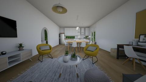 kitchen - by sohaner_agus