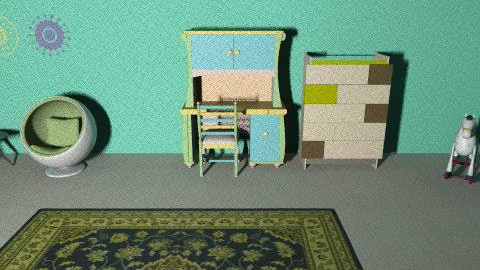Playroom.. - Modern - Kids room - by jia khan
