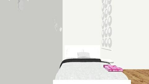 butterfly room - Feminine - Bedroom - by aimeebrookes_