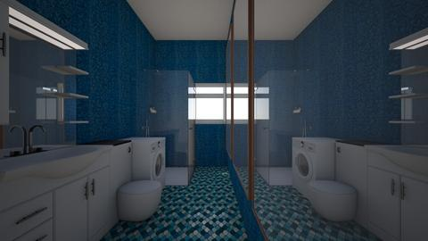 Kupatilo - Bathroom - by JBacevic