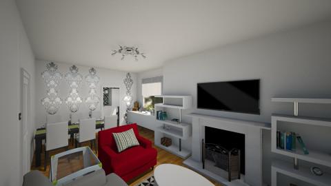apartment127 - by Aga Dusza