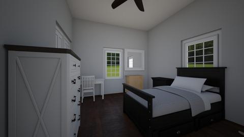 Bedroom_Makeover - Bedroom - by RaeCam