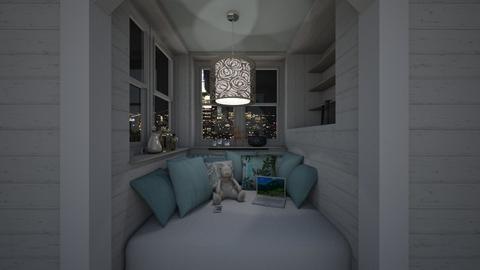 winter - Bedroom - by sarahmatthews607