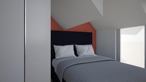 voormeer - Bedroom - by Gertia Kats