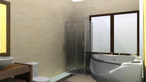 Bath room - Bathroom - by Tropicaholic