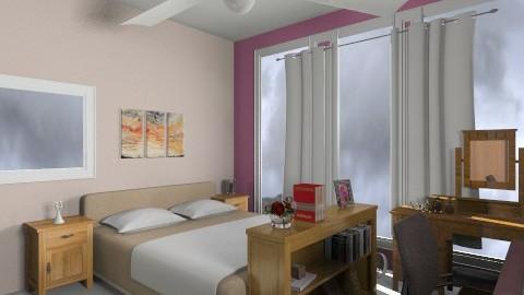 Temporally - Feminine - Bedroom - by ColoryApriLove