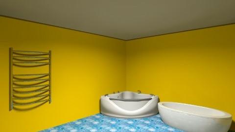 Rub a Dub Dub In my tub - Vintage - Bathroom - by Bria15