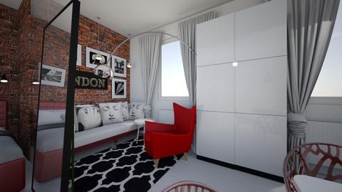 lok 26 - Living room - by Oshee