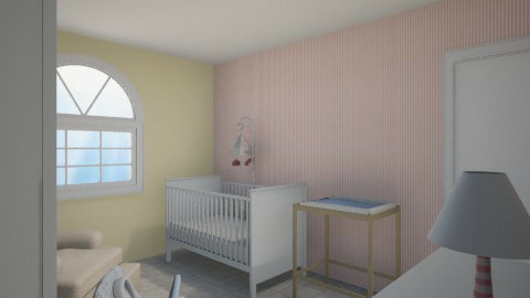 Bebe MeninA - Bedroom - by Yedda
