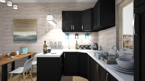 Via Aidone - Modern - Kitchen - by PROGETIM