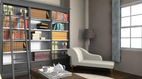 elegant - Living room - by jauxier2002