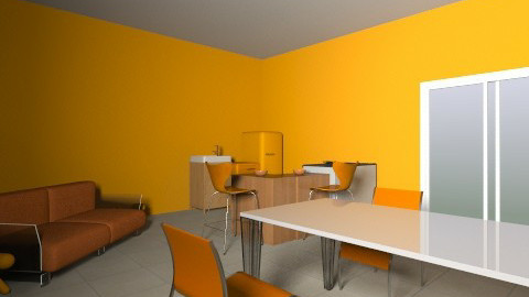 Plastik Kitchen - Glamour - Kitchen - by ClockWork