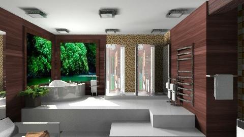 Bathroom_ - Bathroom - by _Taz_