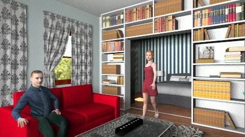 small apartment  - Minimal - by bethcot
