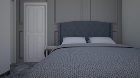 Slaapkamer - Bedroom - by Esther71