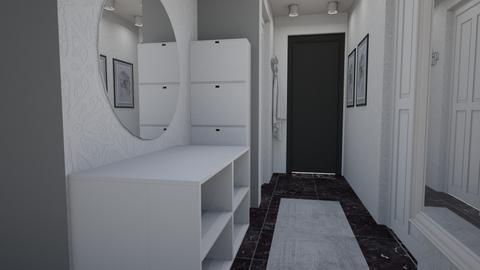 Hallway - by Amelia Tomaszewicz