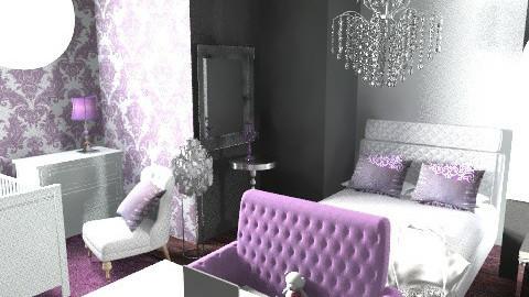 Teen room - Glamour - Kids room - by juicygirl