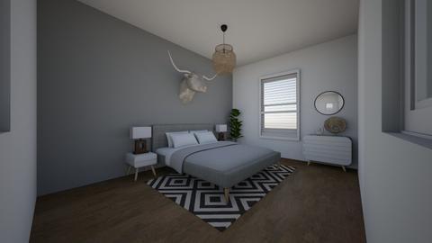 Bedroom - Retro - Bedroom - by Studio Eef