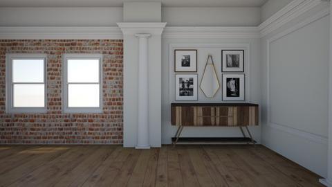 ELR - Living room - by rickglassinteriors